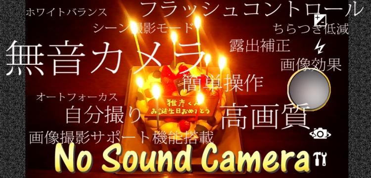 No Sound Camera